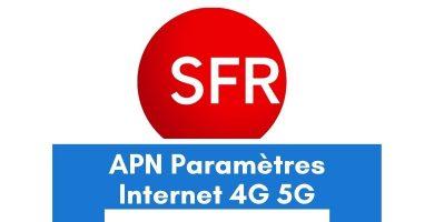 APN SFR France