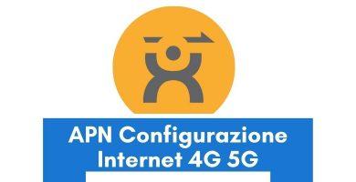 Configurazione APN Kena Mobile Italia