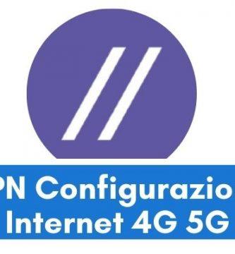 Configurazione APN Tiscali Mobile
