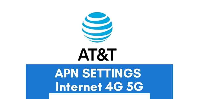 att-mobile-apn-settings