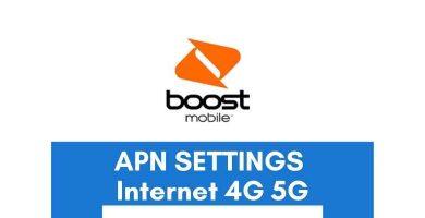 boost-mobile-apn-settings