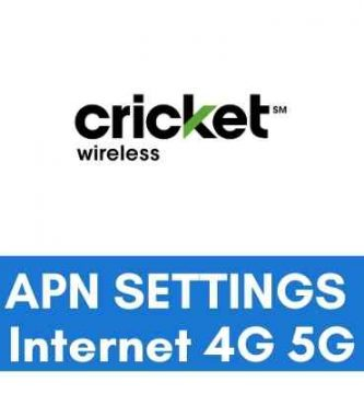 cricket-wireless-apn-settings