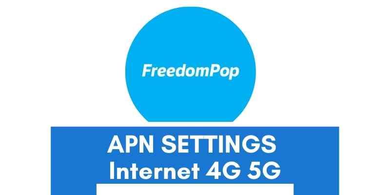 freedompop-apn-settings