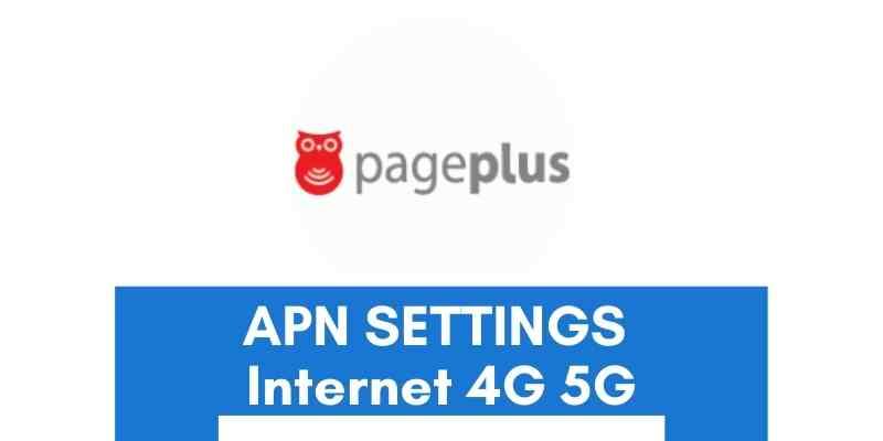 pageplus-apn-settings