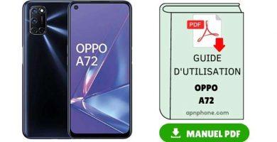 oppo-a72-manuel-d-utilisation-pdf