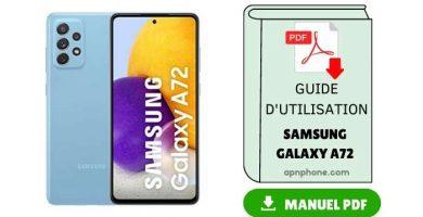 samsung-galaxy-a72-manuel-d-utilisation-pdf